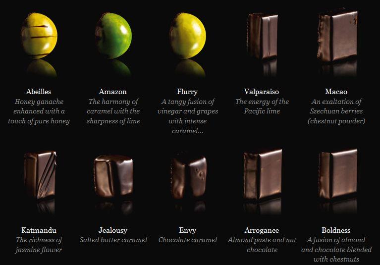 Patrick Roger, maestro chocolatero francés